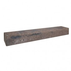 Retro betonbiels bruin 100x20x12cm