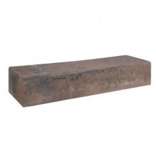 Retro betonbiels bruin 60x20x12cm