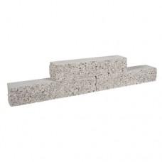 Rockline Walling granietgrijs 60x12,5x12,5cm