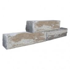 Rockstone Walling mosselkalk 60x15x12cm