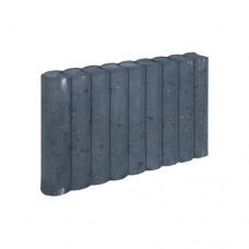 Rondo palissadeband zwart 8x35x50cm