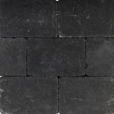 Tambourisés Brique zwart 20x20x5cm