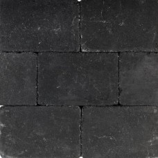 Tambourisés Brique zwart 20x30x5cm