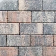 Betonklinker tricolore 21x10,5x6cm