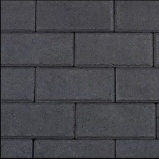Betonklinker antraciet 21x10,5x5cm