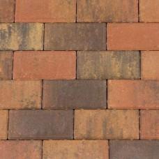 Betonklinker bruin gv 21x10,5x6cm