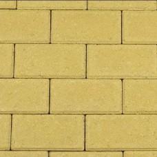 Betonklinker geel 21x10,5x8cm