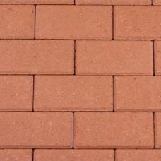 Betonklinker rood 21x10,5x6cm