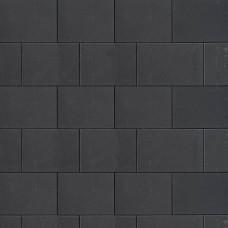 H2O square comfort black 20x30x6cm