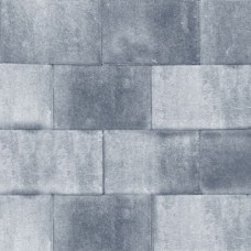 Design square nero grey 30x20x6cm