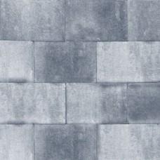 H2O square comfort nero grey 20x30x6cm