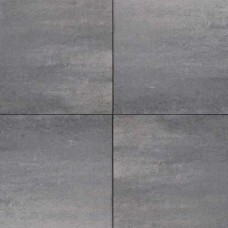 Design square nero grey 60x60x5cm