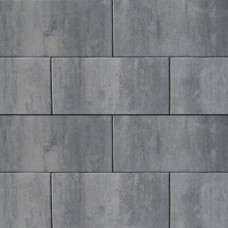H2O square nero grey emotion 20x30x4cm comfort