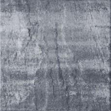 H2O excellent reliëf square nero grey 80x40x5cm