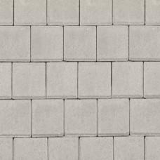 Halve betonklinker grijs 10,5x10,5x8cm