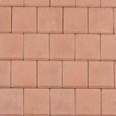 Halve betonklinker heide 10,5x10,5x8cm