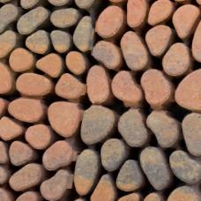 Keigrassteen bruin gv 45x45x10cm