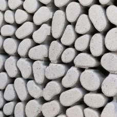 Keigrassteen grijs 45x45x10cm
