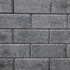 Betonklinker nature top gewassen black 21x10,5x8cm