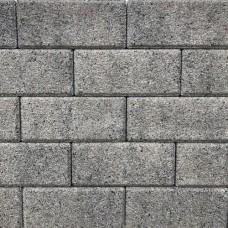 Betonklinker nature top gewassen nero grey 21x10,5x8cm