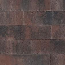 Linea palissade getrommeld tricolore 15x15x60cm