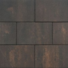 Patio square marrone viola 30x20x6cm
