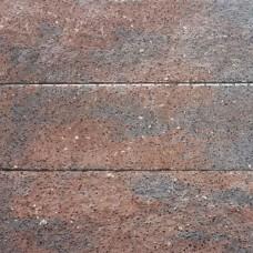 Splitrocks XL ongetrommeld bruin zwart 15x15x60cm
