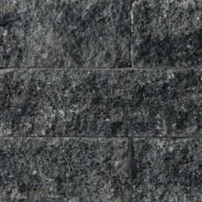 Splitrocks XL getrommeld grijs zwart 15x15x60cm