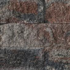 Splitrocks XL getrommeld tricolore 15x15x60cm