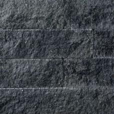 Splitrocks XL ongetrommeld grijs zwart 15x15x60cm