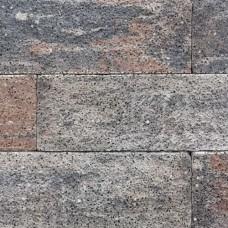 Splitrocks XL ongetrommeld tricolore 15x15x60cm