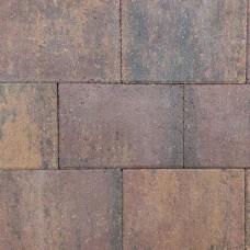 Straksteen paars gv 20x30x5cm