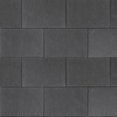 Straksteen antraciet 40x30x6cm