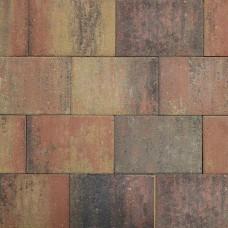 Straksteen bruin gv 20x30x6cm