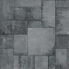 Straksteen grijs zwart wildverband 5cm