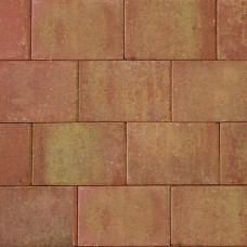 Straksteen terracotta geel 20x30x5cm