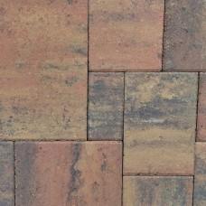 Straksteen bruin gv wildverband 5cm