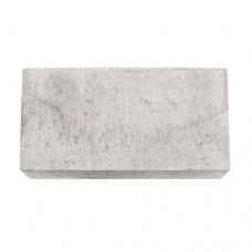 Traptrede linea lava grigio zonder facet 60x30x15cm