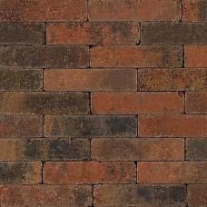 Trommel waalformaat bruin gv 20x5x7cm
