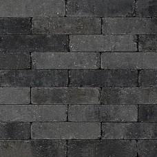 Trommel waalformaat grijs zwart 20x5x7cm