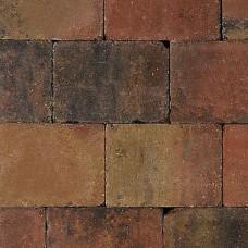 Trommelsteen bruin gv 20x15x6cm