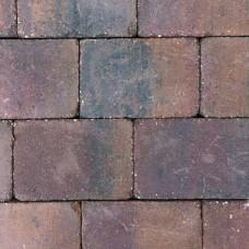 Trommelsteen paars gv 20x15x6cm