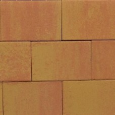Terras-steen zalmgeel 20x30x4cm aanbieding