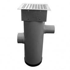 Hydroblob zandvangput loofscheider ZVP-MR 615H Ø20cm
